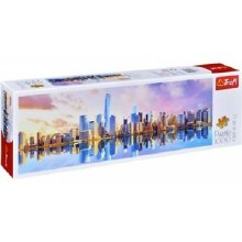 Manhattan New York Panoramic 1000pc - TRE29033