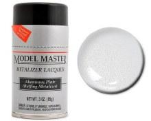 Metalizer Aluminum Plate (F) Spray 85g - 1451