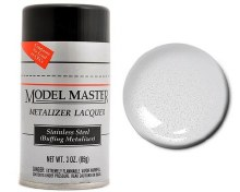 Metalizer Stainless Steel (F) Spray 85g - TTMM1452