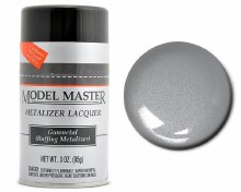 Metalizer Gun Metal (F) Spray 85g - TTMM1455