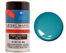 Lacquer Bright Aqua Pearl Chevy (G) Spray 85g - TTMM28115