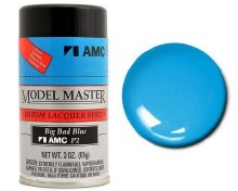 Lacquer Big Bad Blue AMC (G) Spray 85g - TTMM28127