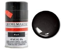 Lacquer Black (G) Spray 85g - 28133