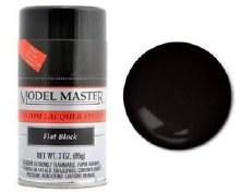 Lacquer Black (F) Spray 85g - 28134