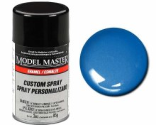 Enamel Bright Light Blue (G) Spray 85g - TTMM2966