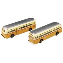N GMC TD 3610 Transit Bus 2-Pack Boston - 221- 52302