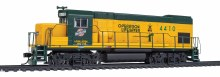 HO Scale EMD GP15-1 Chicago & North Western(TM) #4410 Standard DC - 910-9408
