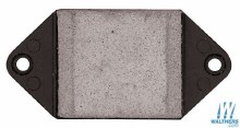 HO Scale Replacement Pad For Track Cleaning Cars - 931-1100