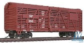 HO Scale 40' Stock Car Southern Pacific - 931-1688