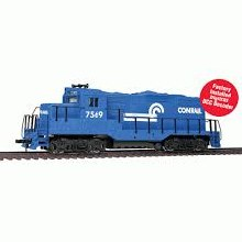 HO Scale EMD GP9M Conrail DCC Equipped - 931-5102