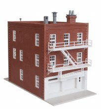 HO Scale Consolidated Manufacturing Plastic Kit - 931-903