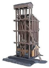 HO Scale Coaling Tower Plastic Kit - 931-910