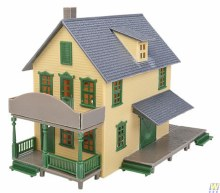 HO Scale Hardware Store Plastic Kit - 931-915