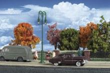 HO Scale Double Arm Boulevard Street Light - 9494300