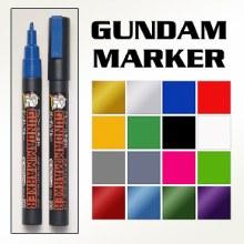 Gundam Marker Black - GN GM10