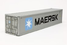 1:14 Scale Maersk 40' Container for 1:14 Scale R/C Tractor Trucks - T56516