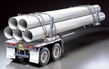 1:14 Tractor Truck Pole Trailer Kit - T56310