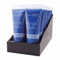 ACRYLIC 120ML ULTRAMARINE BLUE