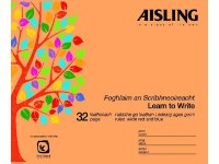 AISLING B2 32PGE WRITING COPY