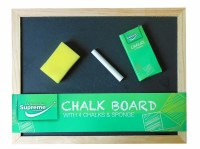 BLACKBOARD 12X9 WITH CHALK