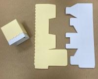 BOXES CREAM 10 PER PACK