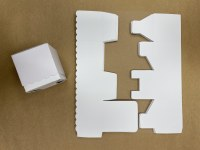 BOXES SPARKLE WHITE 10 PACK