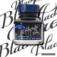 CALLIGRAPHY  INK BLACK 30ML