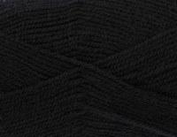 DOLLYMIX  WOOL BLACK 25GM