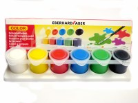 POSTER PAINT BOX 6X25ML FABER