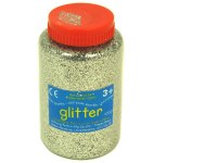 GLITTER SIFTER 400GM SILVER