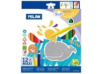 COLOURING PENCILS MILAN MAXI