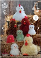 PATTERN TINSEL CHUNKY EASTER