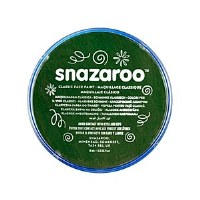 SNAZAROO DARK GREEN 18ML