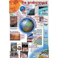WALL CHART THE ENVIRONMENT