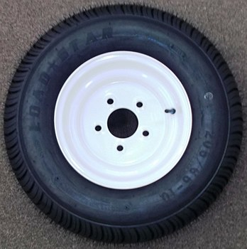 20.5/65-10C 5H WhH K399/Tire/Wheel