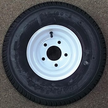 18.5 x 8.5 x 8 Tire and Wheel 5 Bolt
