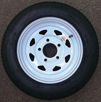 480-12C/5H Spk Wh K353 Tire/Wheel