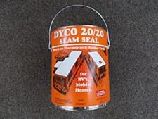 20/20 White Seam Sealer Gal.
