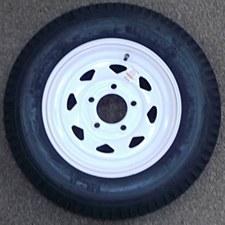 530-12C/5H Spk Wh K353 Tire/Wheel