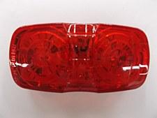 Bullseye Red 16 LEDS