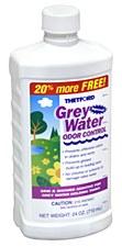 Grey Water Odor Control
