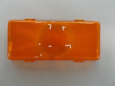Amber Replacement Porch Light Lens