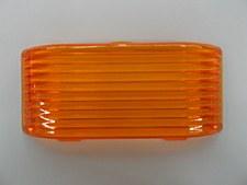 Lens-Amber For New Porch Lite