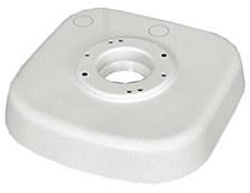Parchment Toilet Riser