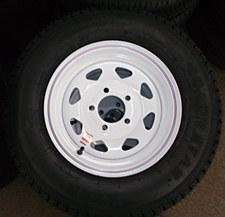 ST175/80D13 5H Spk Tire/Wheel