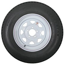 ST205/75D14 5H Spk Tire/Wheel