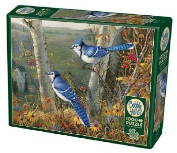 Cobble Hill 1000pc Blue Jays
