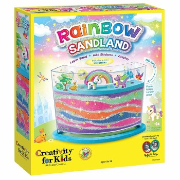 Creativity For Kids Rainbow Sand Land
