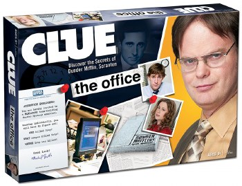 Clue The Office