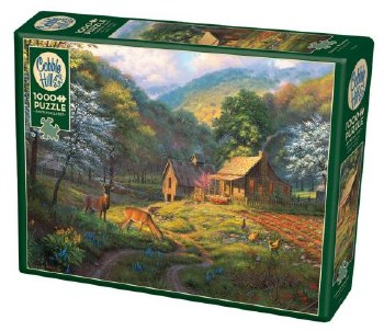 Cobble Hill 1000pc Country Blessings 80045